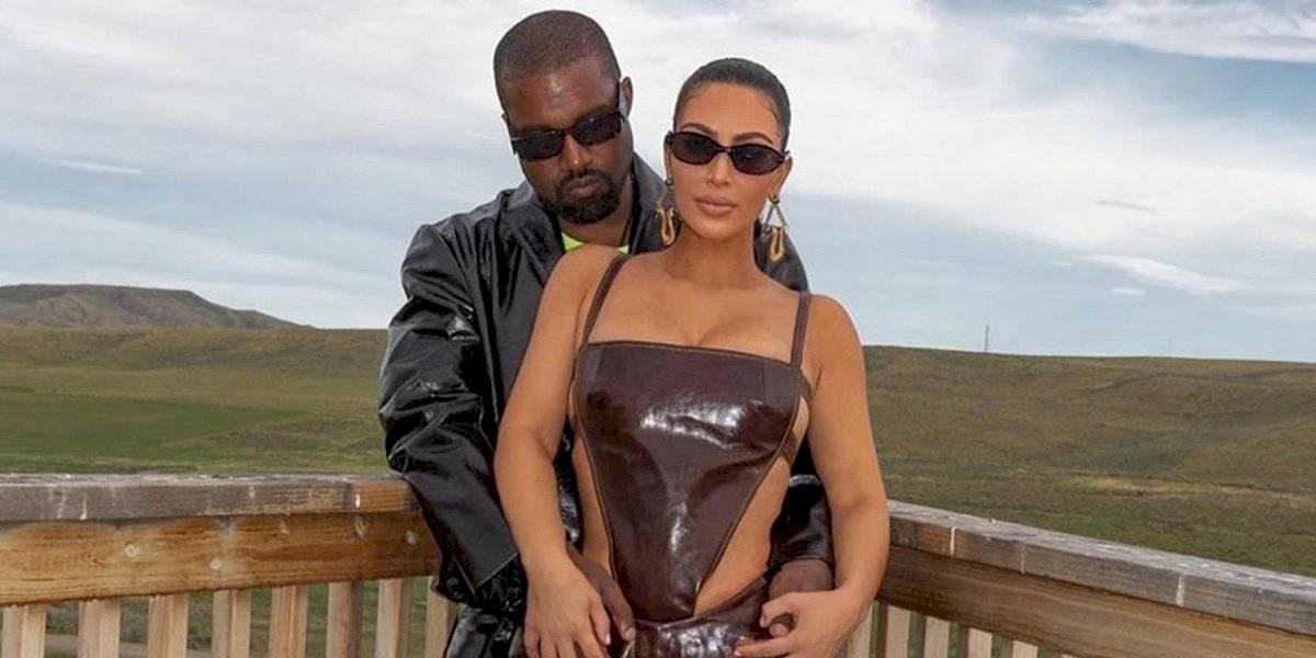 "Tras pedir divorcio a Kanye West, Kim Kardashian ""está triste, pero lista para salir adelante"""