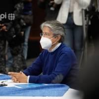 """Guillermo Lasso: """"Hoy la democracia ha triunfado"""""""