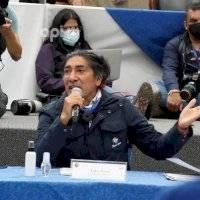 Yaku Pérez se pronuncia tras no pasar a la segunda vuelta electoral