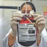 Estoque de banco de sangue está em nível crítico em São Paulo