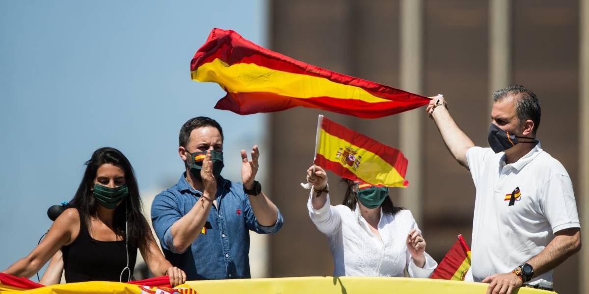 España.- Vox pide declarar cambiar el Día de la Mujer por el Día Nacional de las Víctimas de Coronavirus