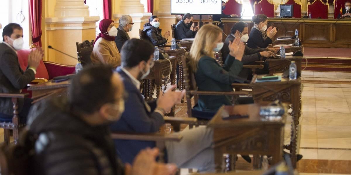 España.- Melilla aprueba retirar la estatua de Franco, última del dictador en vía pública