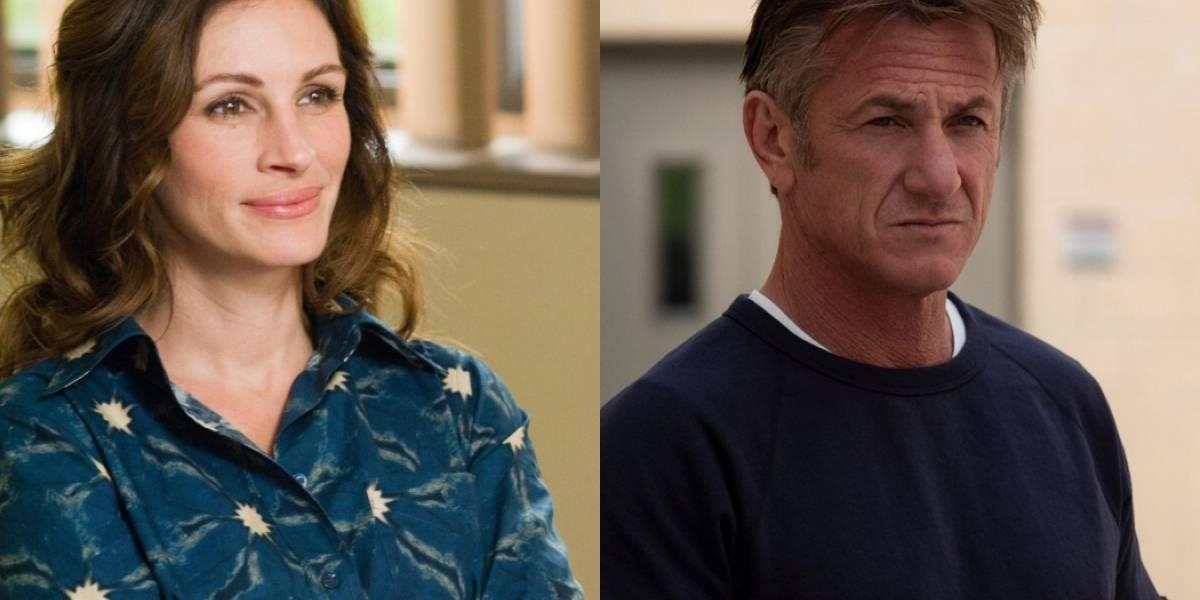 Julia Roberts y Sean Penn protagonizarán serie sobre el escándalo Watergate