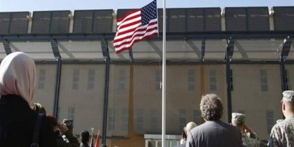 Nuevo ataque con cohetes contra la embajada de Estados Unidos en Irak