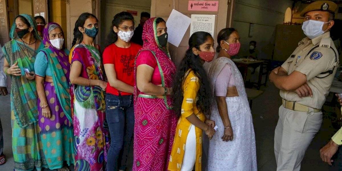 Nuevas cuarentenas en India tras aumento contagios de coronavirus
