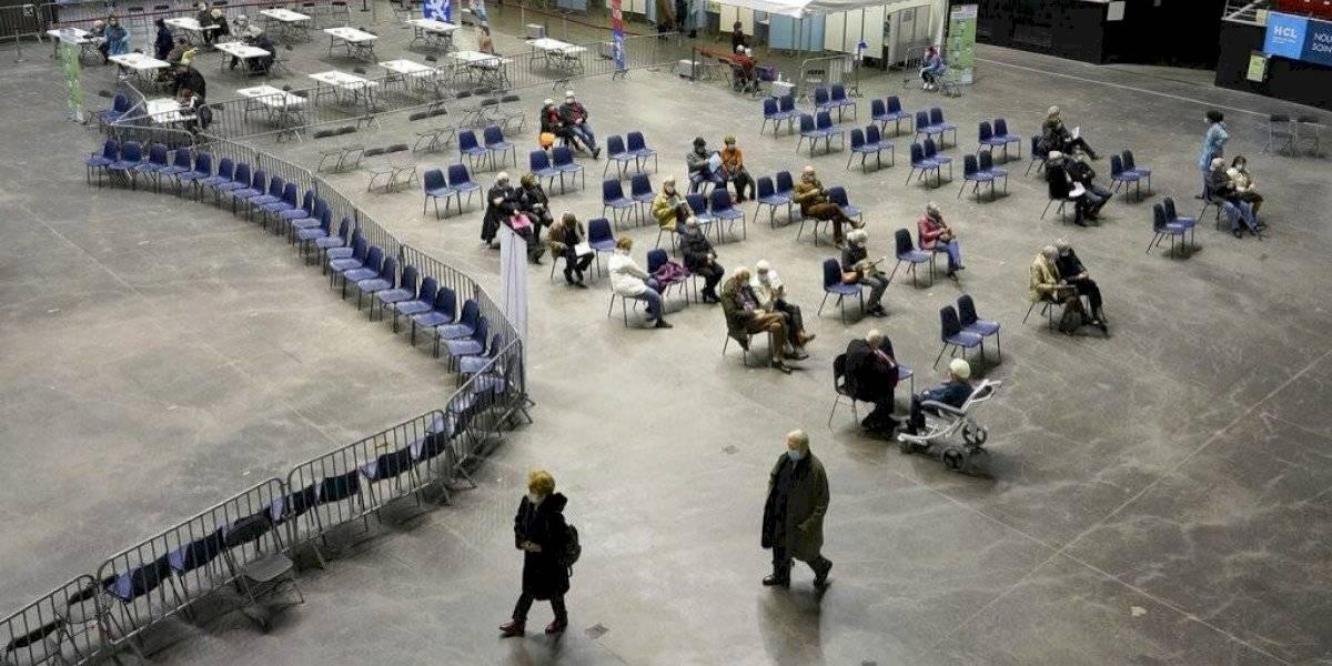 Sureste de Francia extiende toque de queda durante el día