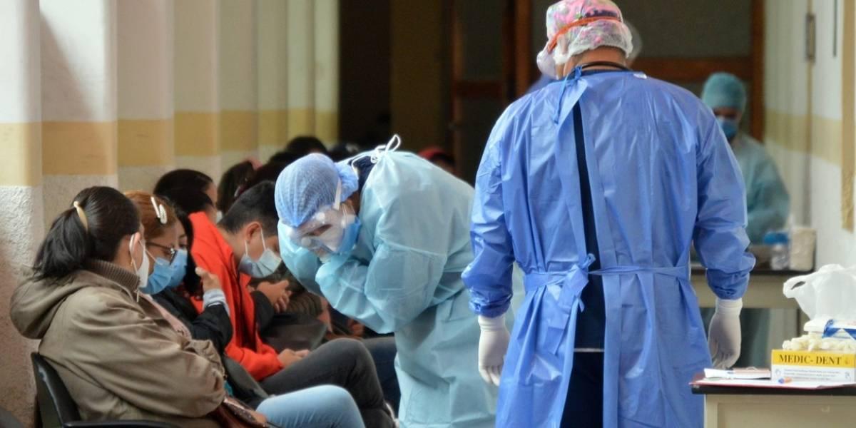 Guayaquil registra aumento de muertes diarias por Covid-19 y las UCI están al 100%