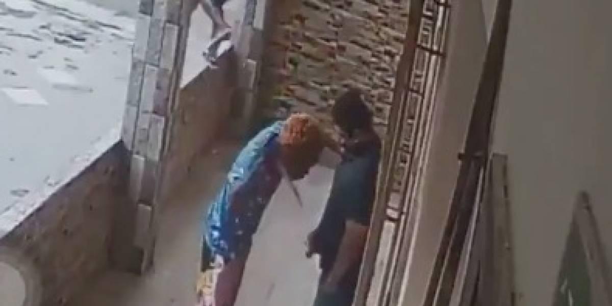 Ladrón se ofrece a lavar ropa de todos los policías y UPC, para salvarse de ir a la cárcel