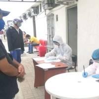 Sauces, Mapasingue, Bastión y el Guasmo concentran el Covid-19 en Guayaquil