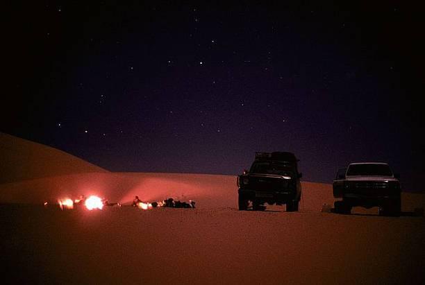 Los desiertos.