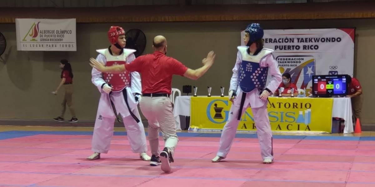 Federación de Taekwondo selecciona sus atletas para clasificar a Cali 2021