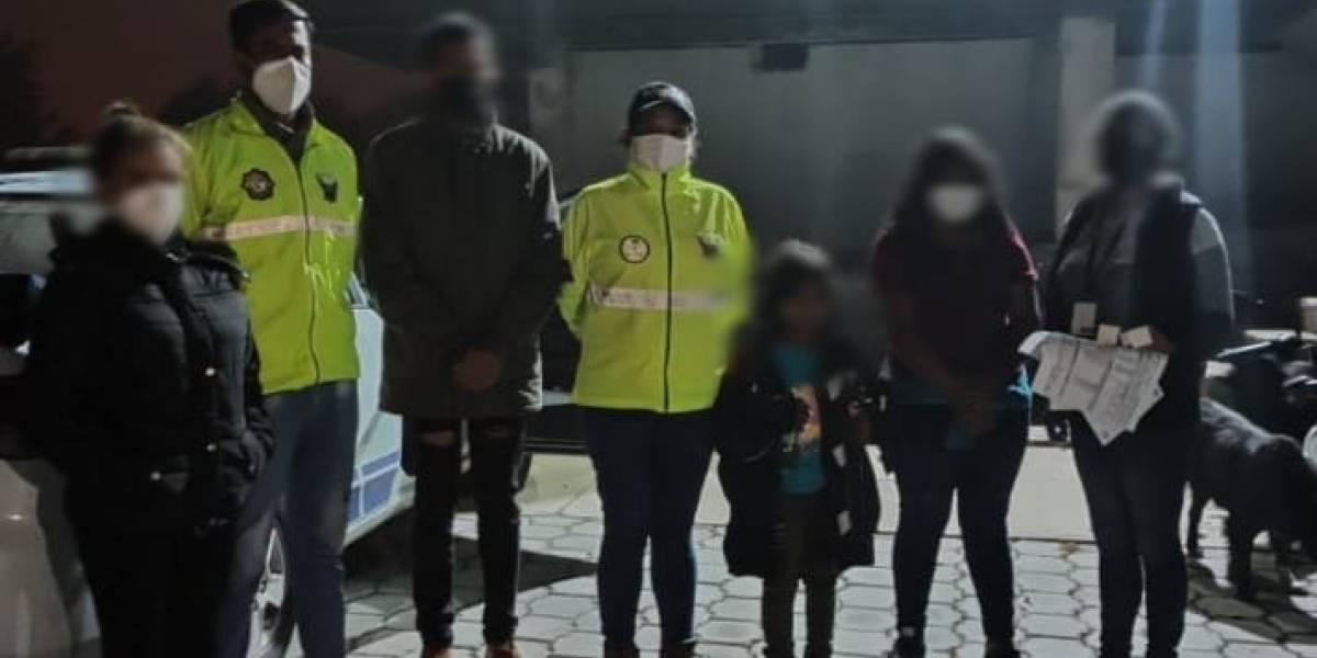 Medidas de protección para seis menores rescatados en el caso Querubín