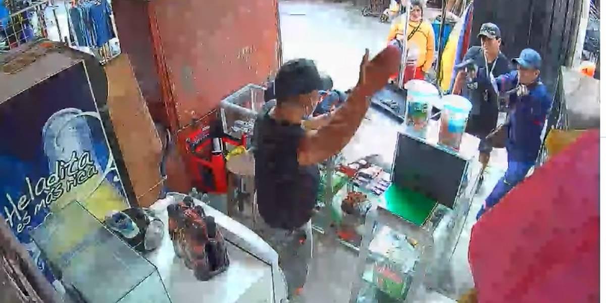"Detienen a alias ""cara cortada"" acusado de asesinar a Orlando Abreu, venezolano comerciante"