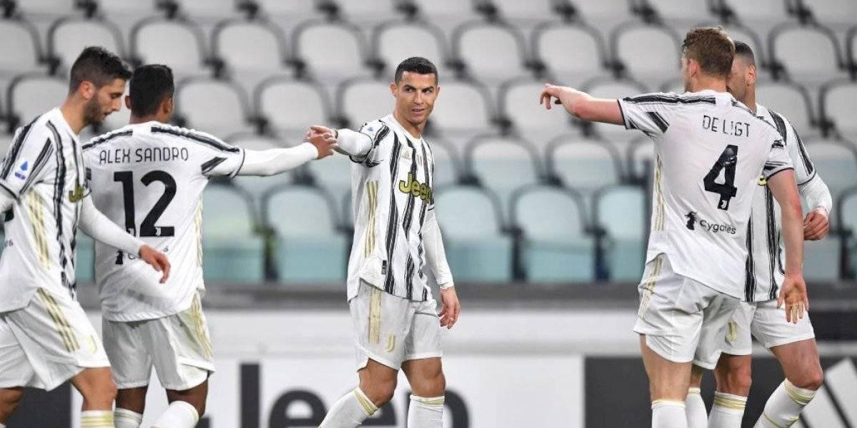 Cristiano Ronaldo brilla en triunfo de la Juventus sobre el Crotone
