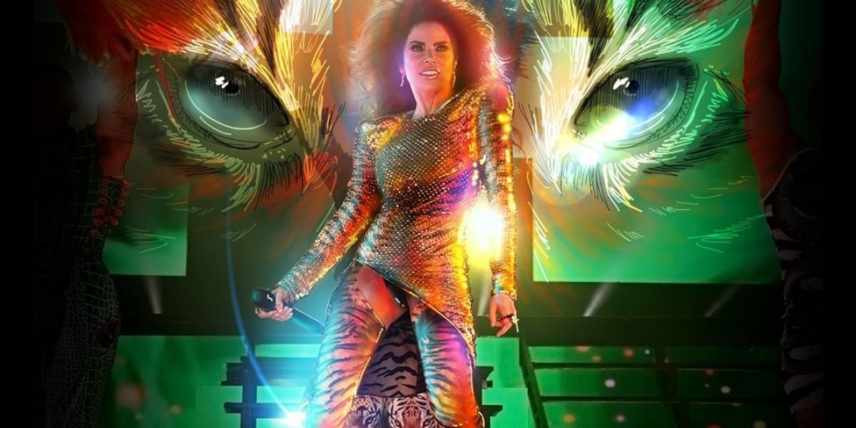 Gloria Trevi presentará el espectáculo 'Trevi in da house'