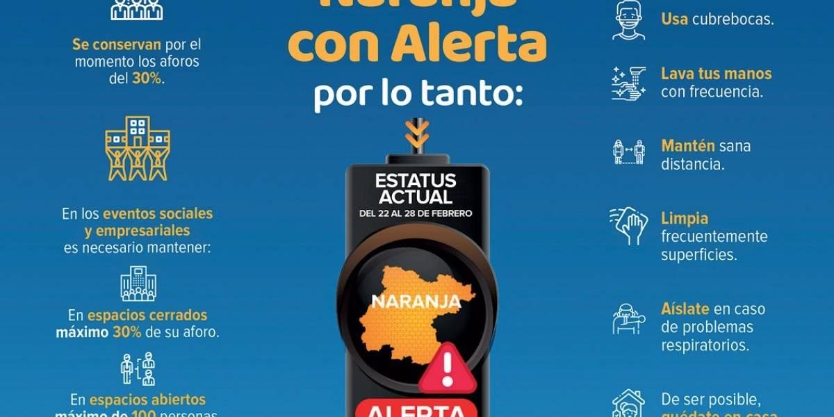 Anuncio Gobierno de Guanajuato edición León del 22 de Febrero del 2021, Página 5