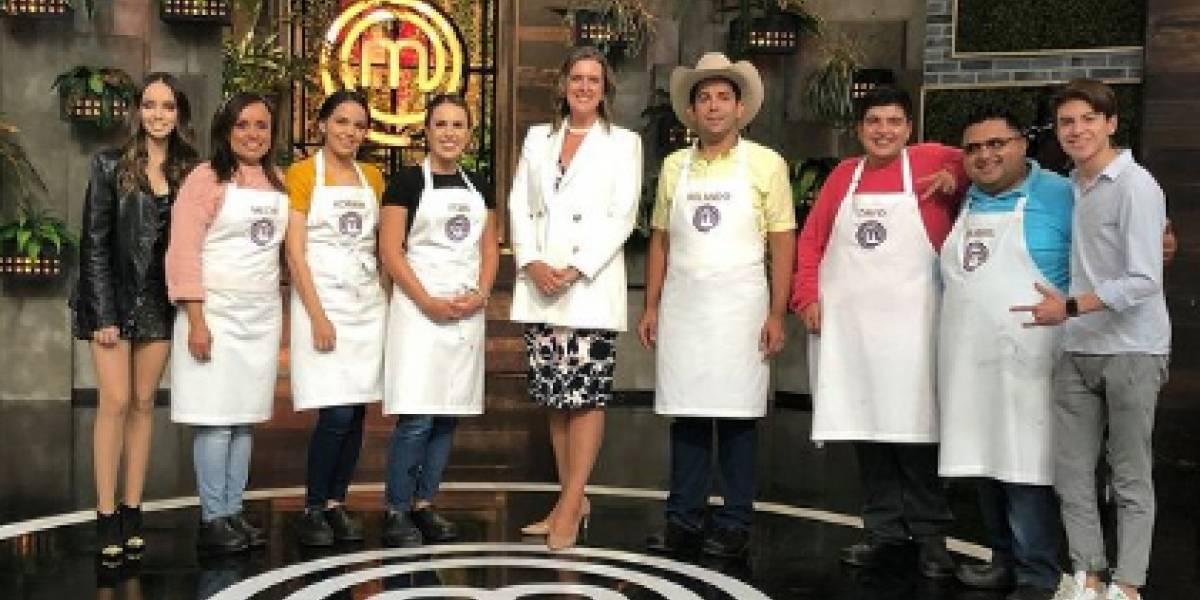Los macarrones con chocolate amargo hicieron que este concursante se despidiera de Masterchef México