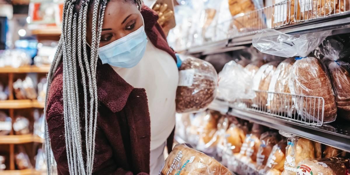 Covid-19: Estudo confirma é muito pouco provável ser infectado através de embalagens ou alimentos