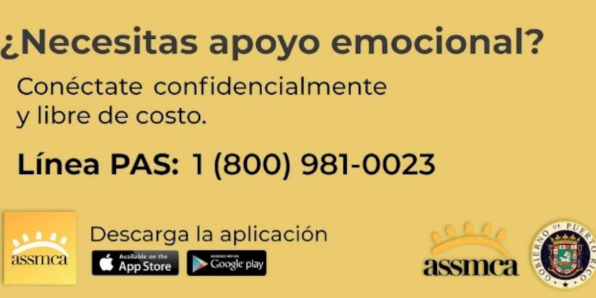 Administrador de ASSMCA recuerda disponibilidad de la Línea PAS para recibir ayuda emocional