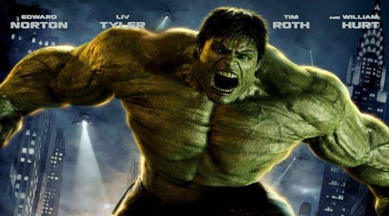 The Incredible Hulk, la película menos taquillera del Universo Cinematográfico de Marvel.