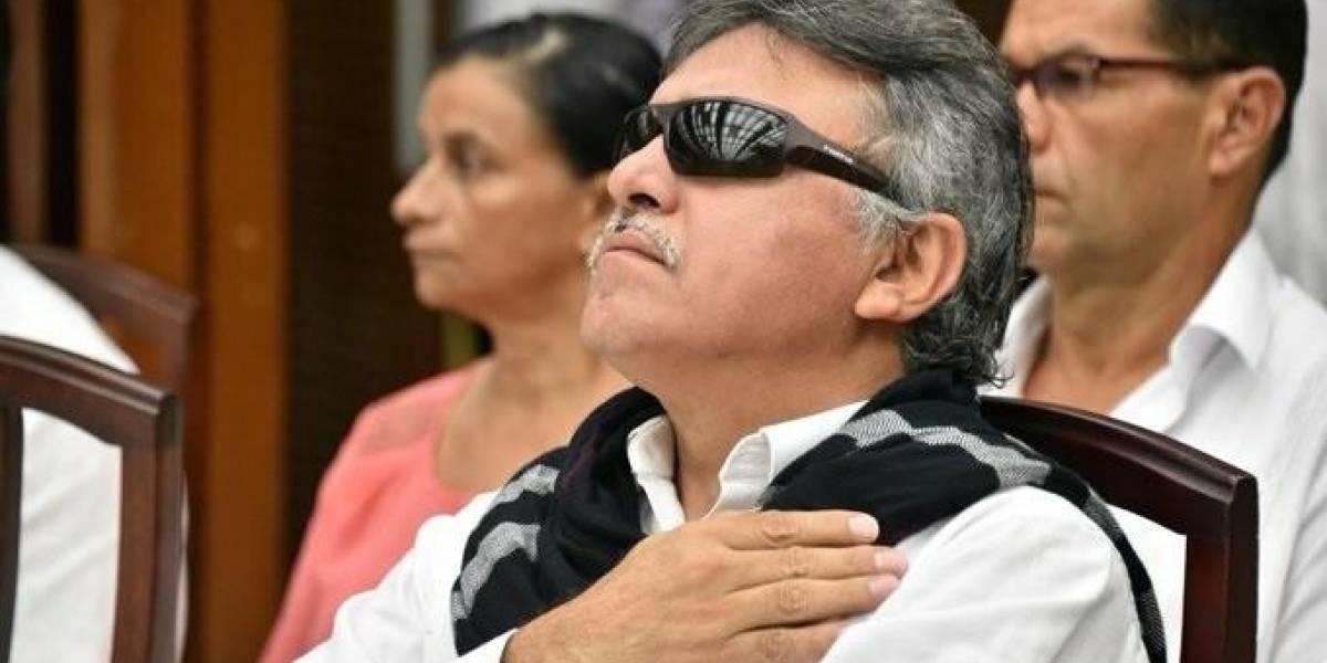 Colombia.- El disidente 'Jesús Santrich' reaparece en un vídeo y amenaza de muerte a Duque