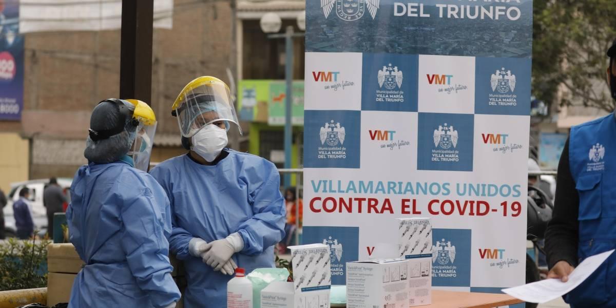 """Coronavirus.- Perú suma 166 muertes y asegura estar en una """"ligera desaceleración"""" de las muertes por COVID-19"""