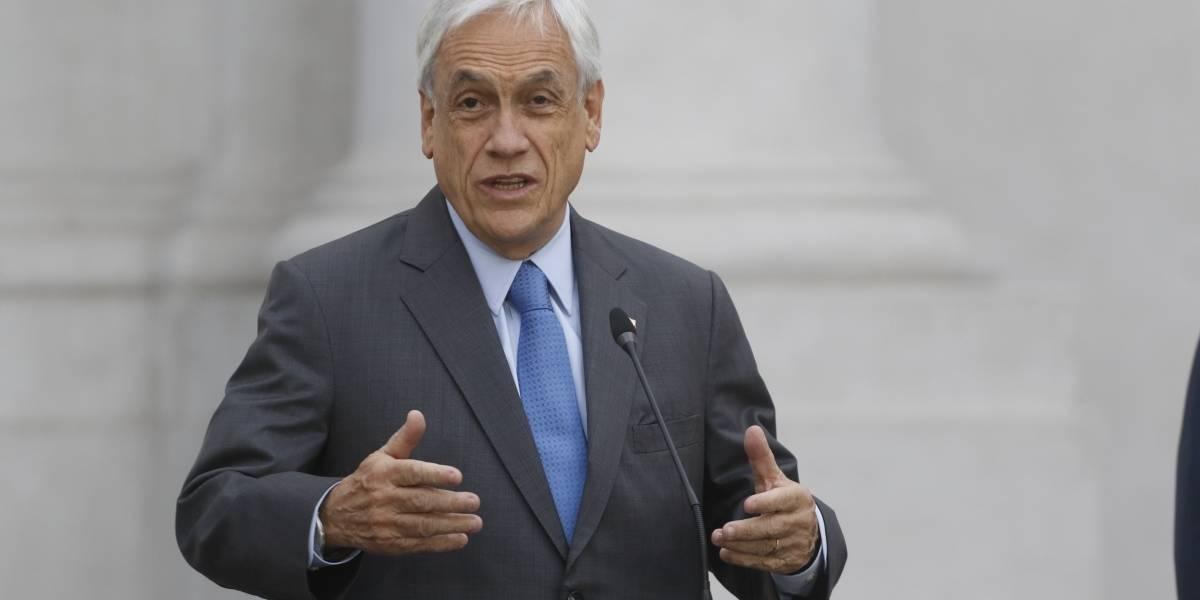 """Chile.- Piñera anuncia que impulsará la Ley Antiterrorista """"más eficaz"""" para combatir los """"actos violentos"""" en el país"""