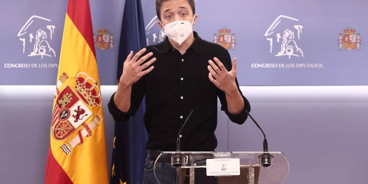 """VÍDEO:Errejón reclama la desclasificación de los documentos sobre el 23F, que ahora se aborda como un """"cuento palaciego"""""""