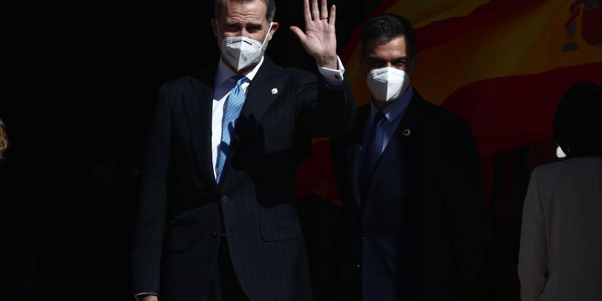Rey Felipe.- El Rey ensalza la firmeza de Juan Carlos I en el 23F y llama a proteger y preservar la democracia
