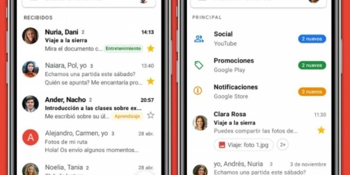 Portaltic.-Gmail para iOS ya incluye las etiquetas de privacidad