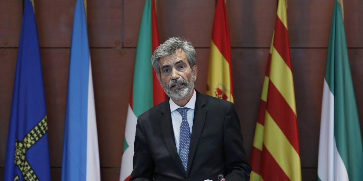 España.- Lesmes, obligado a incluir los nombramientos en el Pleno del CGPJ del jueves tras solicitarlo ocho vocales