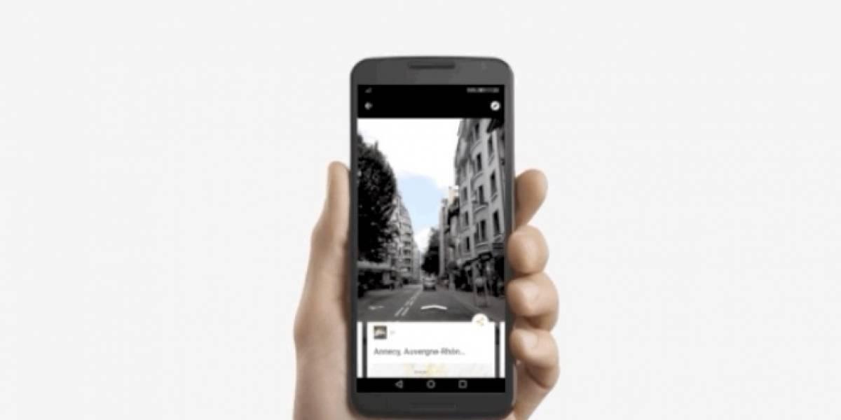 Portaltic.-Street View prepara otra herramienta para que los usuarios aporten sus fotos mientras caminan