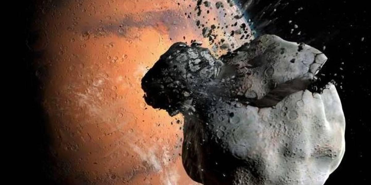 Ciencia.-Pruebas de que las lunas marcianas tienen un ancestro común