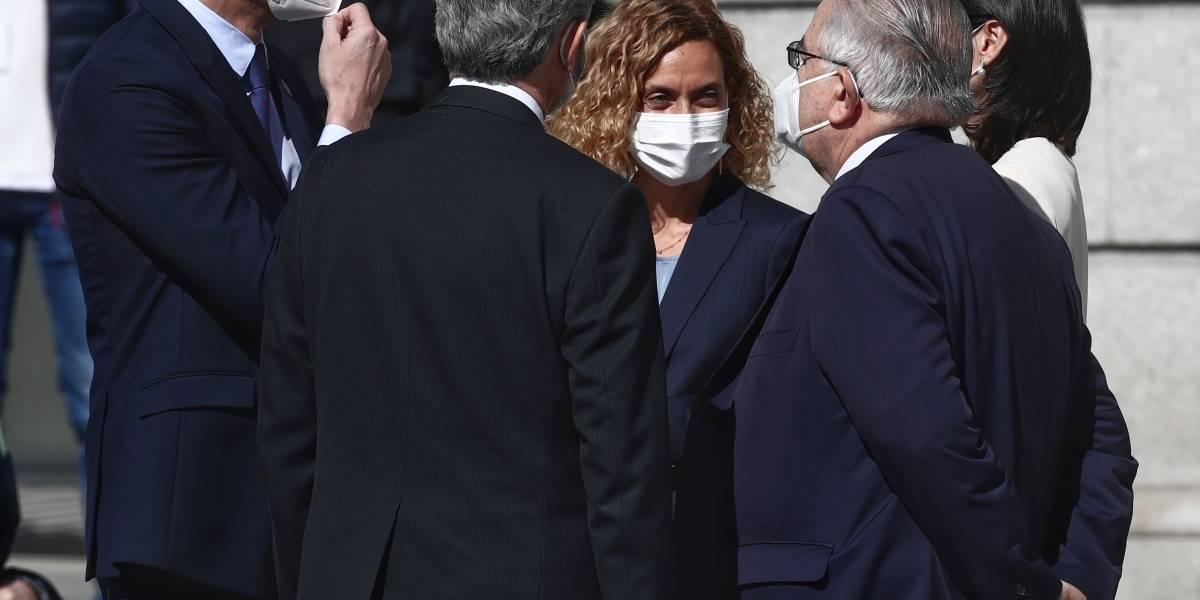 """España.- Sánchez está """"satisfecho"""" de su coalición y pide al PP arrimar el hombro"""