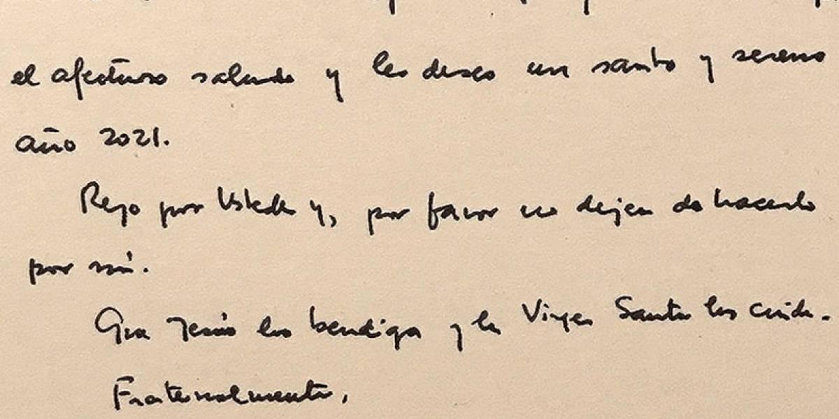 Papa Francisco.- Paco y Mara, la pareja valenciana casada por la iglesia tras 40 años que recibió una carta de apoyo del Papa
