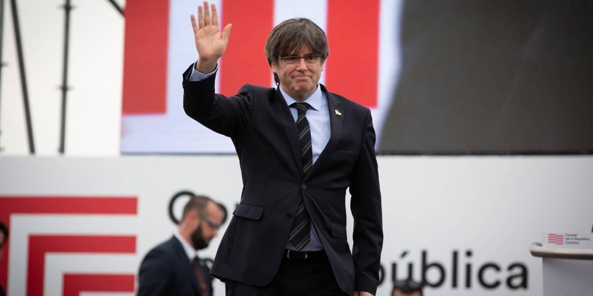 España.- La Eurocámara da el primer paso para levantar la inmunidad de Puigdemont como pide el Supremo