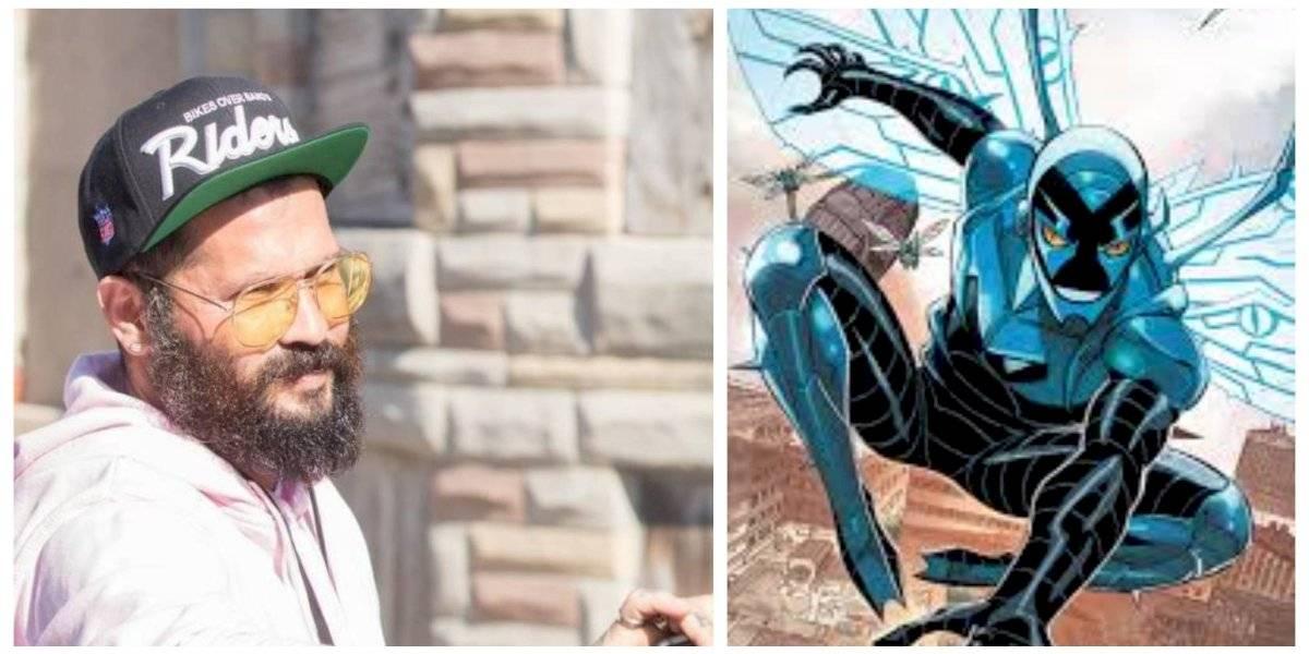 Boricua será el nuevo director de una película de D.C. Comics y Warner Bros