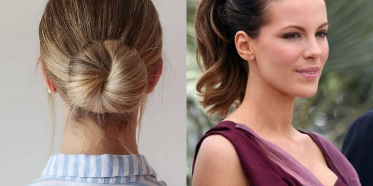 7 penteados super práticos e fáceis de fazer sozinha para ir trabalhar; sem gastar muito tempo