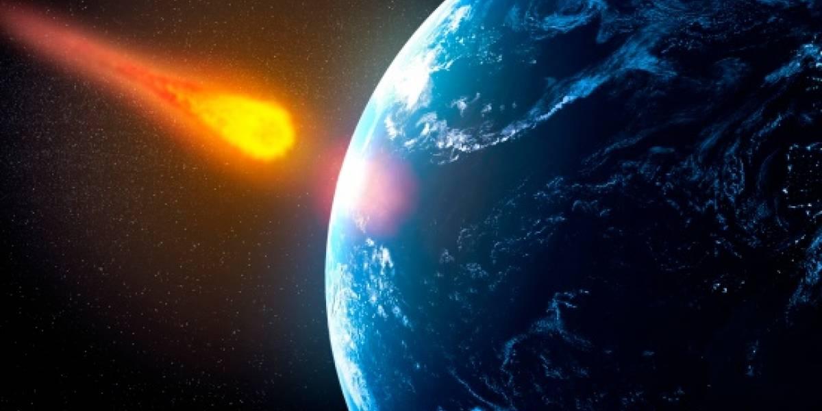 """Captan al """"Dios del caos"""", el asteroide que amenaza la Tierra"""