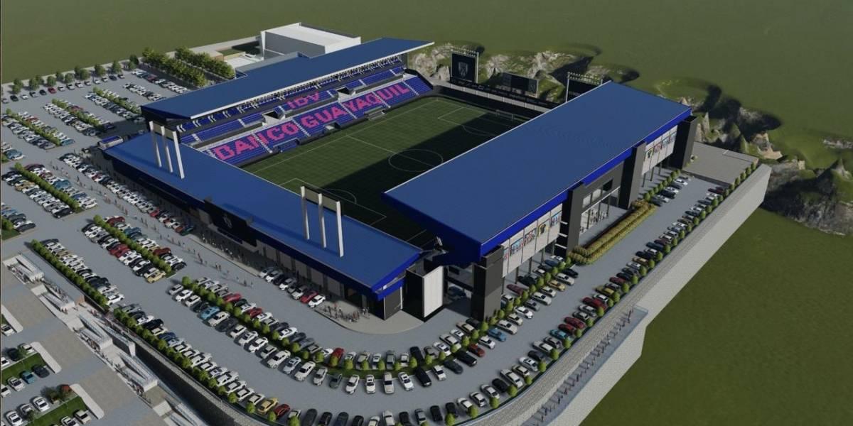 El Estadio Banco Guayaquil es la nueva casa del Independiente del Valle: se estrena en marzo