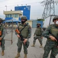 Ecuador tiene un déficit del 70% de guías penitenciarios, confirma el SNAI