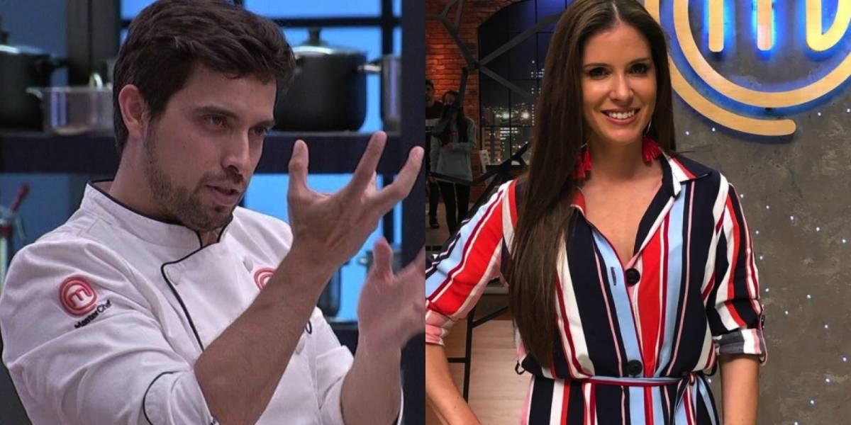 MasterChef: Roberto Ayala habló sobre rumores y el abrazo que le dio a la chef Carolina Sánchez