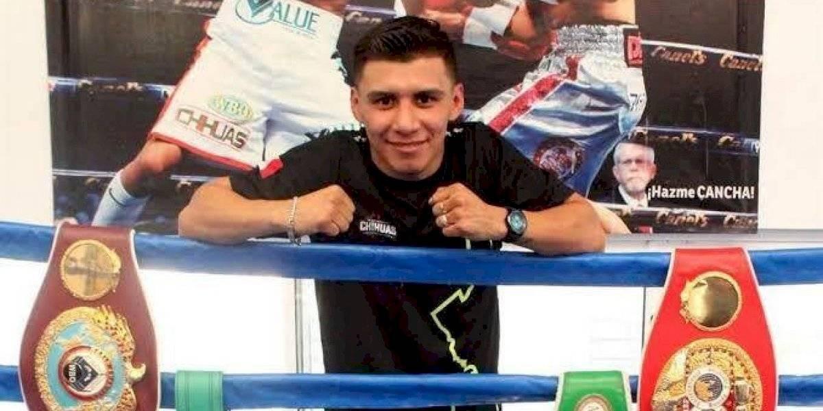 Ex campeón mundial 'Chihuas' Rodríguez quiere lucir y convencer en Talpa
