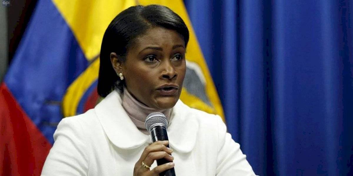 """Presidente Lenín Moreno sobre Diana Salazar: """"Vamos por buen camino, hay que seguir"""""""