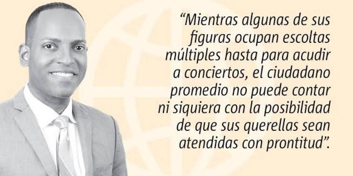 Opinión de Julio Rivera Saniel: Y la seguridad, ¿pa' cuándo?