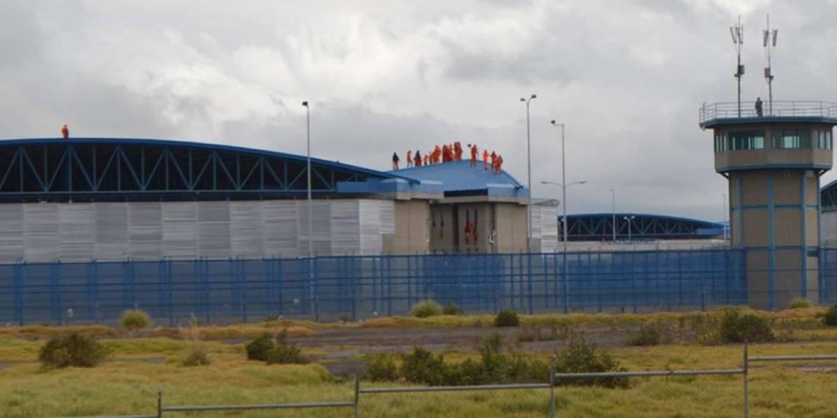 Se registra amotinamiento en la cárcel de Cotopaxi, confirma el SNAI
