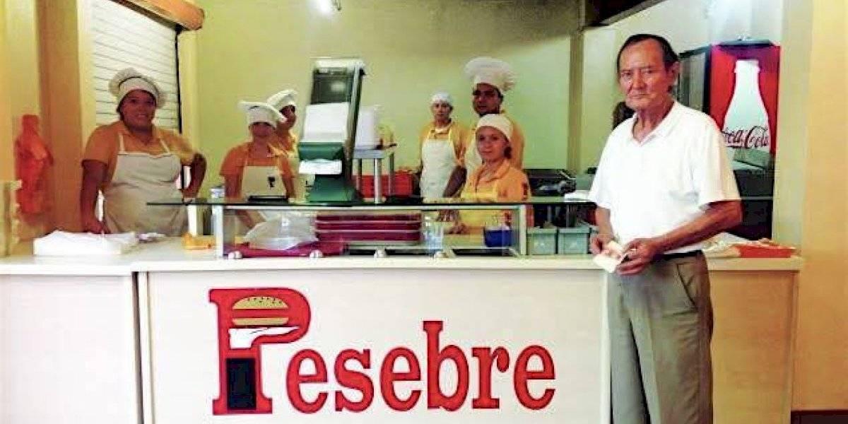 Fallece el creador de los tradicionales lonches El Pesebre de Guadalajara