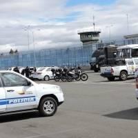 Ocho fallecidos dejó el amotinamiento en la cárcel de Cotopaxi