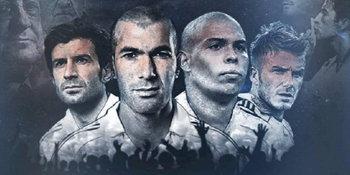 Galácticos, la historia jamás contada del Real Madrid