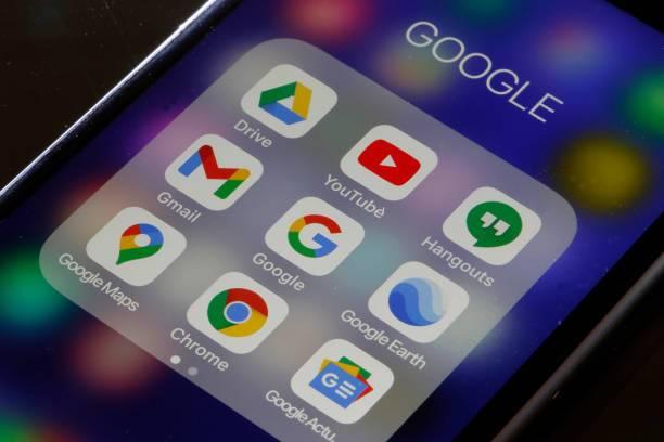 Google iPhone Gmail